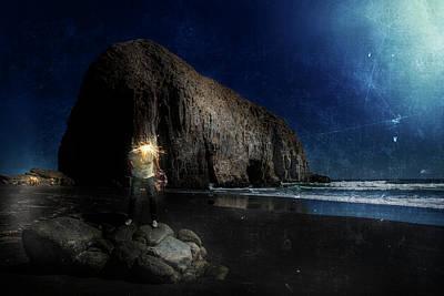 Luz Digital Art - Constitucion - Chile by Robert Barsby