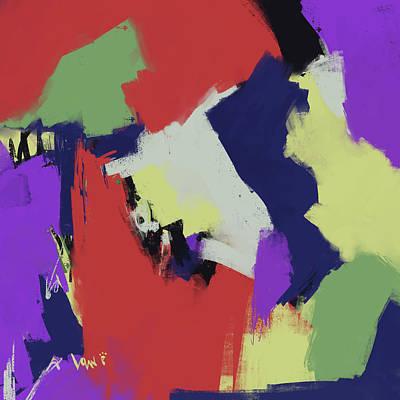 Digital Art - Contemplation by Ken Law