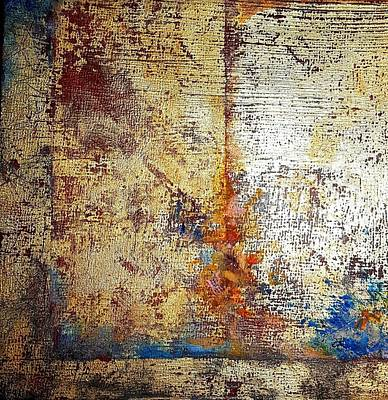Painting - Contemporary 2 by Brenda Berdnik