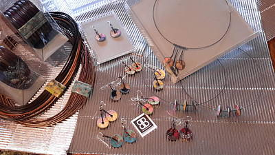 Jewelry - Contemporary Jewelry  by Brenda Berdnik