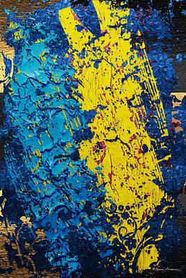 Digital Art - Contemporary Jungle No. 1 by Serge Averbukh