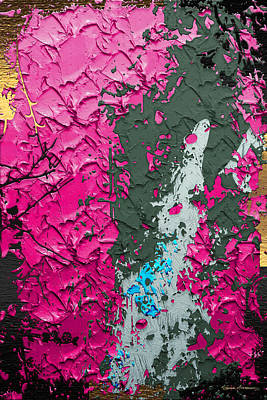 Digital Art - Contemporary Jungle No. 4 by Serge Averbukh