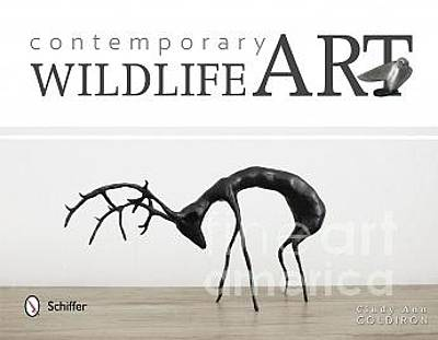 Sculpture - Contemporary Wildlife Art - Book In Which Bronzes Are Featured by Dawn Senior-Trask