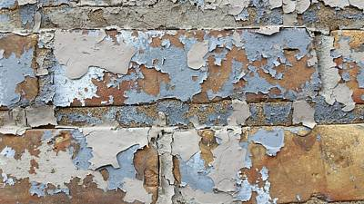 Photograph - Continental Bricks by Zac AlleyWalker Lowing