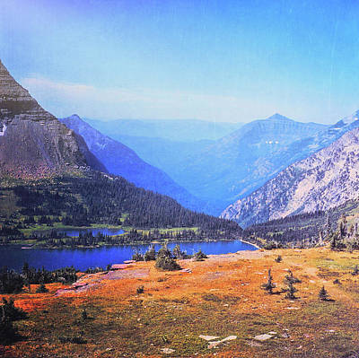 Photograph - Continental Divide Circa 1970 by JAMART Photography