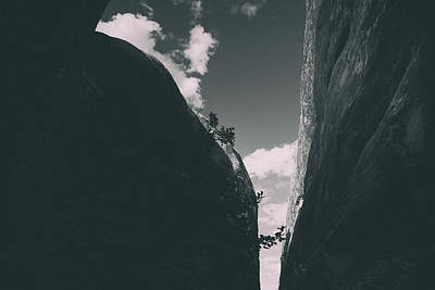 Photograph - Contours Of Canyons by Kunal Mehra