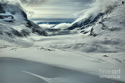 Photograph - Contours Of Winter by Adam Jewell