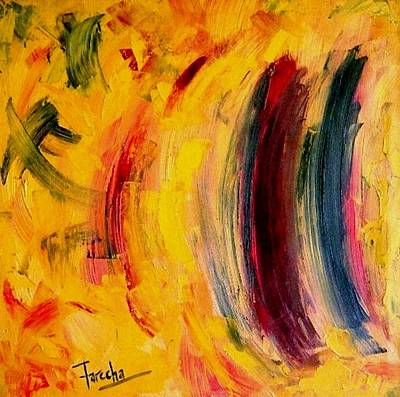 Painting - Contradiction  by Fareeha Khawaja