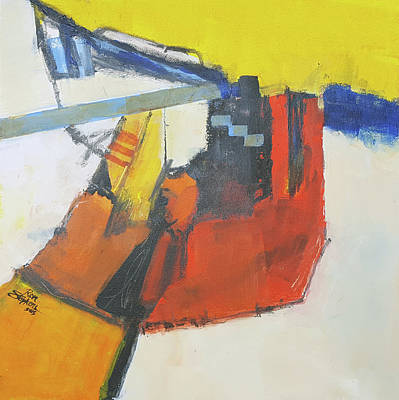 Painting - Contradiction by Ron Stephens