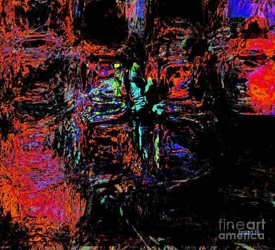 Balance In Life Digital Art - Control Not Circumstances But Control Self In All Circumstances by Fana Simon