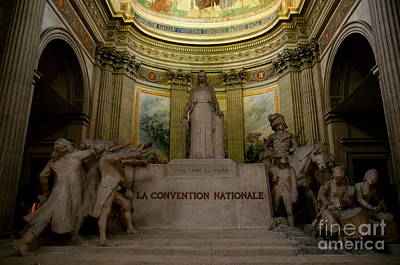 Photograph - Convention Nationale by Louise Fahy
