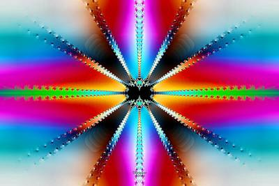 Convergence Digital Art - Convergence by Scott  Bricker