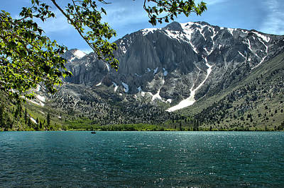 Photograph - Convict Lake 3 by Michael Gordon