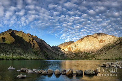 Photograph - Convict Lake by Anthony Bonafede
