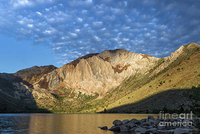 Photograph - Convict Lake  by Brandon Bonafede