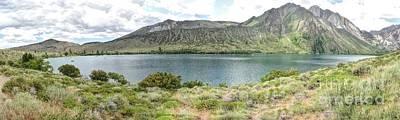 Photograph - Convict Lake by Joe Lach