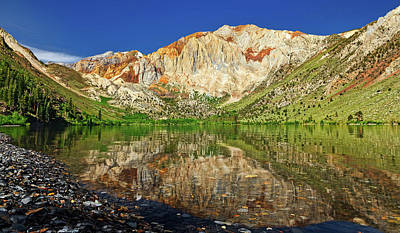Photograph - Convict Lake by Rick Furmanek