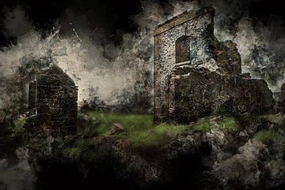 Convict Digital Art - Convict Ruins Stanley Tasmania by Shaun Poole
