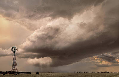 Photograph - Conway Storm by Scott Cordell