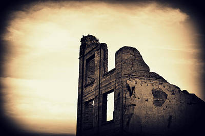 Photograph - Cook Bank  by Nature Macabre Photography