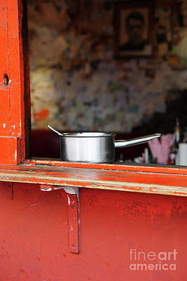 Photograph - Cooking Pot by Jasna Buncic