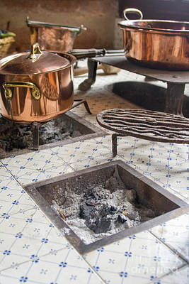 Photograph - Cooking The Old Way by Patricia Hofmeester