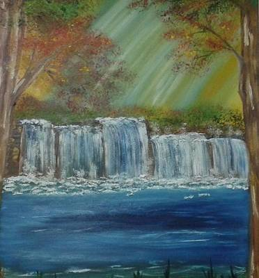 Painting - Cool Change by Debbie