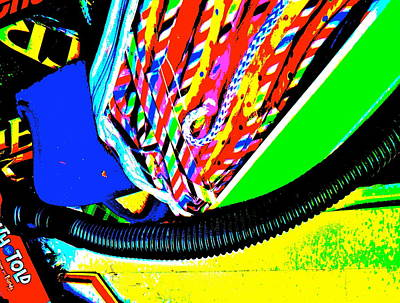 Photograph - Cool Clutter 50 by George Ramos