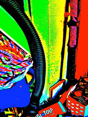 Photograph - Cool Clutter 52 by George Ramos