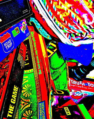 Photograph - Cool Clutter 56 by George Ramos