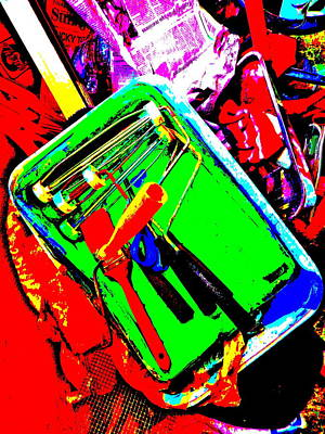 Photograph - Cool Clutter 69 by George Ramos