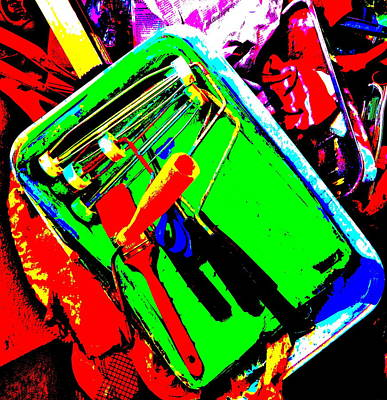 Photograph - Cool Clutter 70 by George Ramos