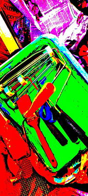 Photograph - Cool Clutter 72 by George Ramos
