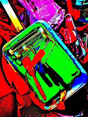 Photograph - Cool Clutter 74 by George Ramos