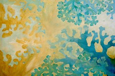 Painting - Cool Coral by Dina Dargo