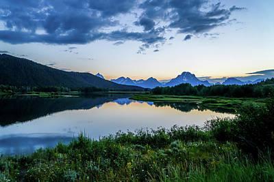 Summer Photograph - Cool Evening by Ric Schafer