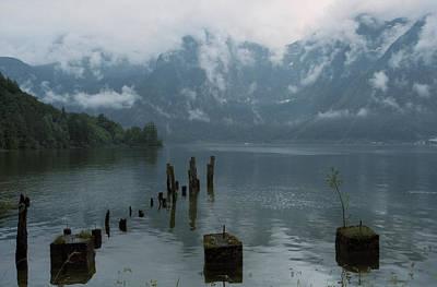 Cool Lake. Original by Terence Davis