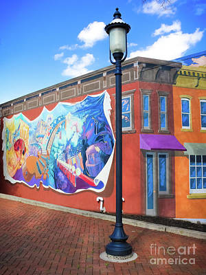 Photograph - Cool Little Town - Red Bank by Colleen Kammerer