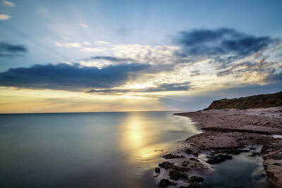 Photograph - Cool Prince Edward Island Sunrise by Chris Bordeleau