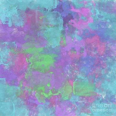 Digital Art - Cool Spring by Julie Knapp