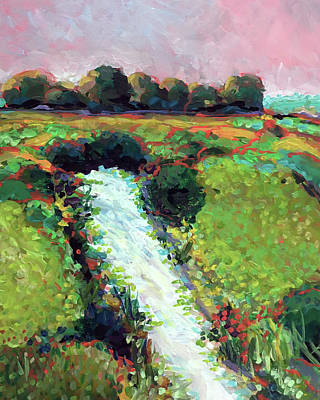 Wall Art - Painting - Cool Spring Water For The Fields by Charles Wallis