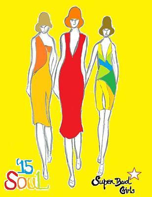 Cool Summer Original by Carla Bembry
