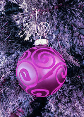 Photograph - Cool Sunset Christmas Ornament by Aimee L Maher Photography and Art Visit ALMGallerydotcom