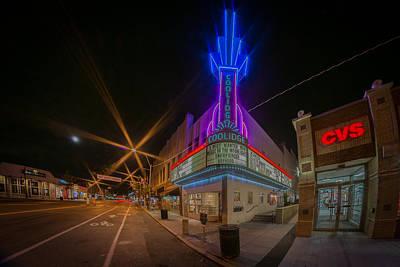 Photograph - Coolidge Corner  by Bryan Xavier