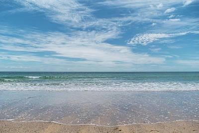 Photograph - Coonah Waves by Brett Christensen