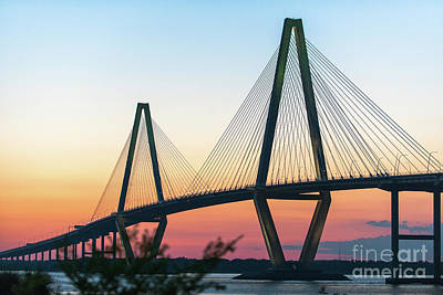 Photograph - Cooper River Diamonds by Dale Powell