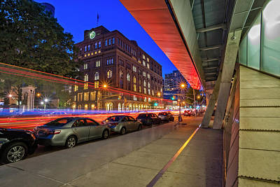 Photograph - Cooper Union Nyc by Susan Candelario