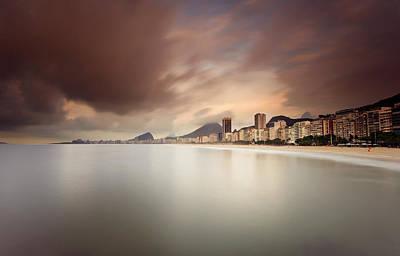 Photograph - Copacabana  by Bruno Amaral