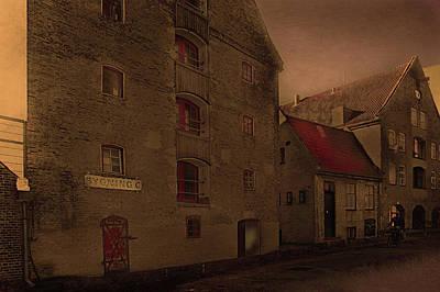 Art Print featuring the photograph Copenhagen-city by Jeff Burgess