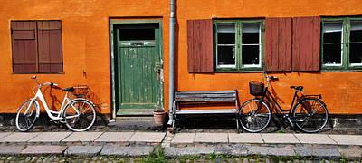 Photograph - Copenhagen Lifestyle by Jacqueline M Lewis